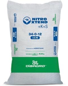 NITRO XTEND+K+S 34-0-12+2.4S
